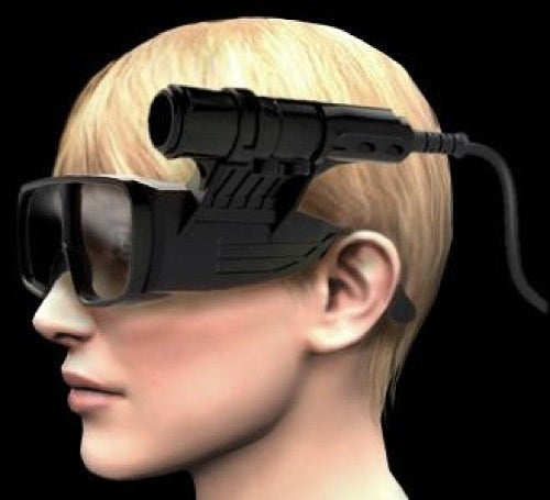 Metal Gear Arcade Is So Not Dead, 3D Goggles Are...Interesting