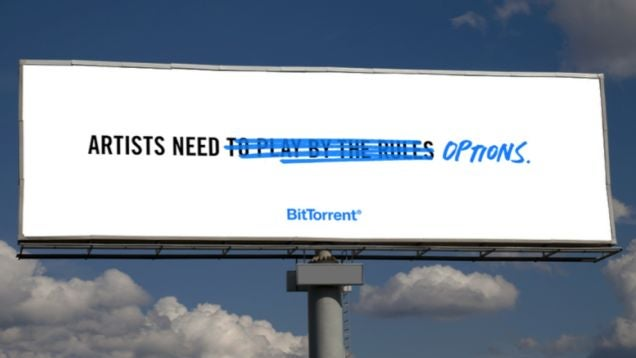 BitTorrent Wants to Distribute The Interview