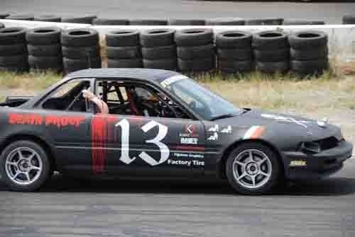 Three LeMons Champs to Run ChumpCar at Willow Springs