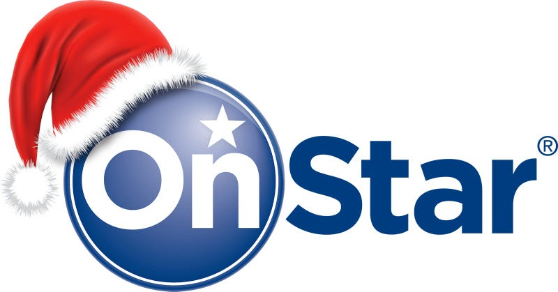 OnStar Tracking Santa Claus