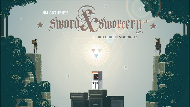 The LP To Sword & Sworcery's EP Comes To Vinyl Next Week