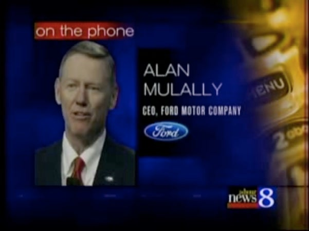 Ford CEO Calls Man To Thank Him For Buying Fusion Hybrid Over Prius