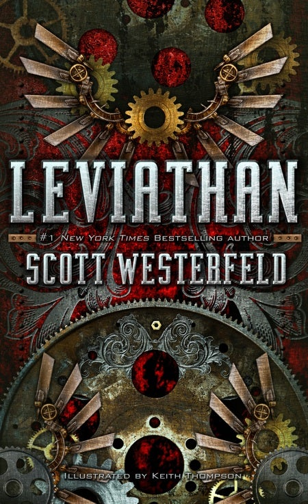 "Steampunk Comes Of Age With Westerfeld's ""Leviathan"""
