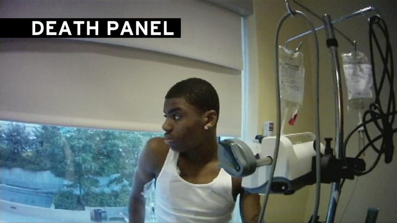 """Teen with Months to Live Denied Heart Over """"History of Non-Compliance"""""""