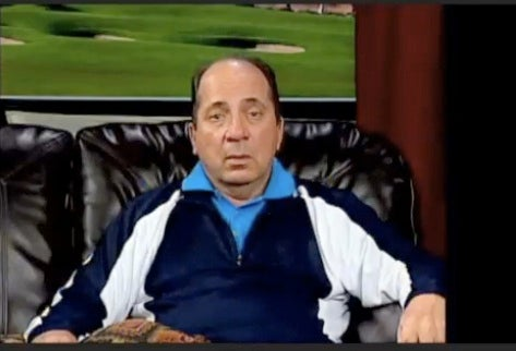 Johnny Bench: On Drugs Or Just Old And Batty?