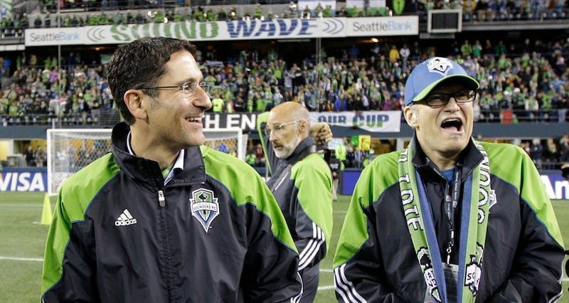 The Seattle Sounders Will Let Fans Vote On Whether The GM Gets To Stick Around