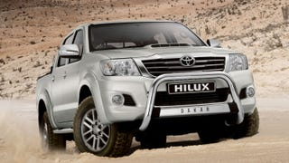 South Africa's Best Selling Car is... The Toyota Hilux!
