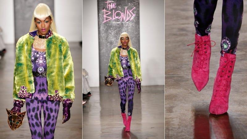 Fashion Would You Rather: Spongebob Chic vs. Power-Clashing Catwoman