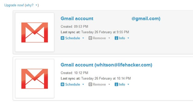 How to Sync Contacts Between Two Gmail Accounts