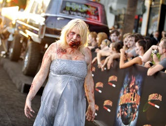 Zombies + Bai Ling. Need We Say More?
