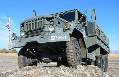 What Decommissioned Military Land Vehicle Do You Most Covet?