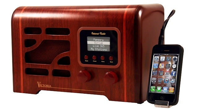 Class Up the Joint With a Retro Internet Radio