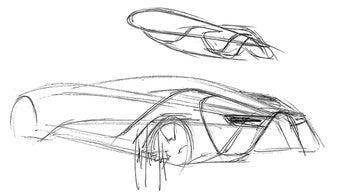 Jason Castriota: Stile Bertone Mantide, Pininfarina P4/5 Designer