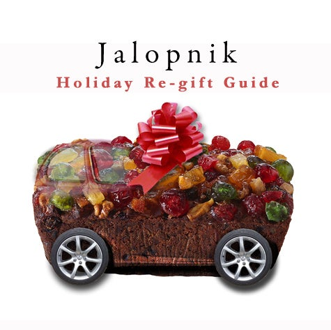 The Jalopnik Holiday Re-Gift Guide: What's The Worst Auto-Related Gift?