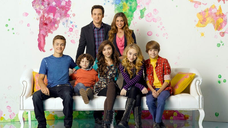 Here's the First Girl Meets World Cast Photo! (But WHERE'S FEENY?)