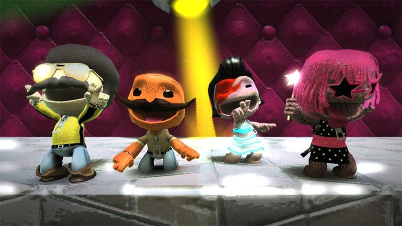 CES 09: Kaz Says LittleBigPlanet Has Sold 1.3 Million, PSN Accounts At 17 Million