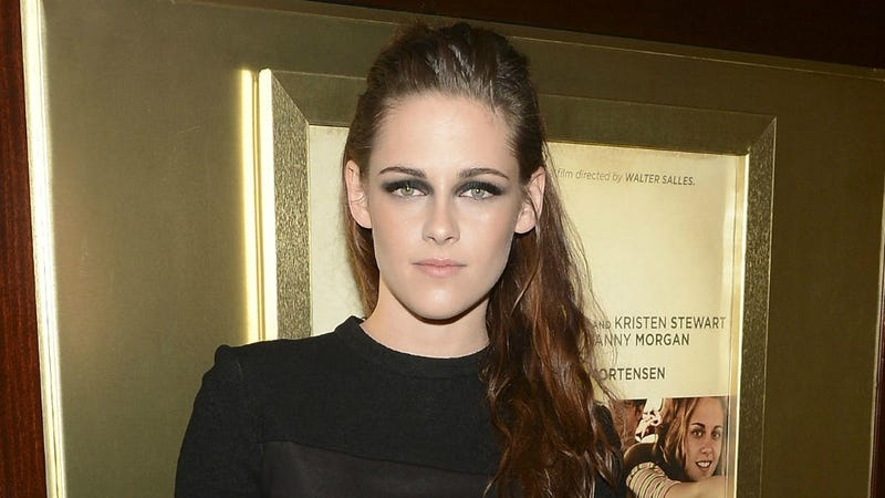Kristen Stewart Says You Know Zilch About Her Relationship or Bella Swan's Feminism
