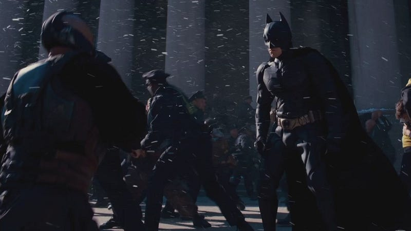 Nolan's Batman Trilogy: A Unique Achievement in Myth-Making
