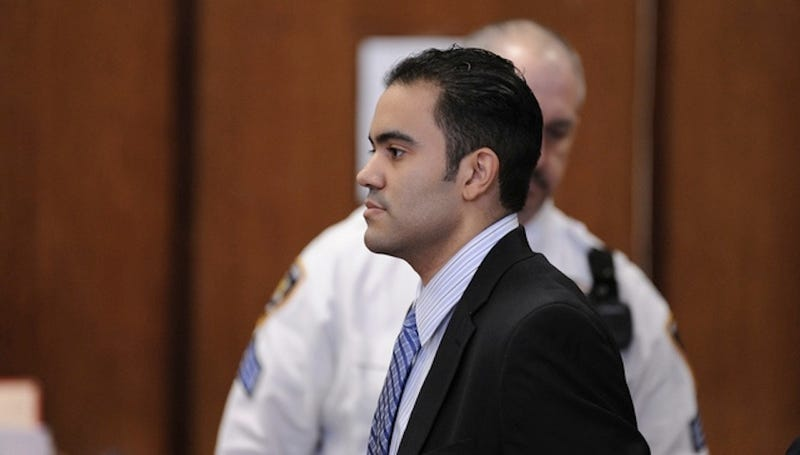 Finally, One Measly Conviction in a Rape Cop Trial