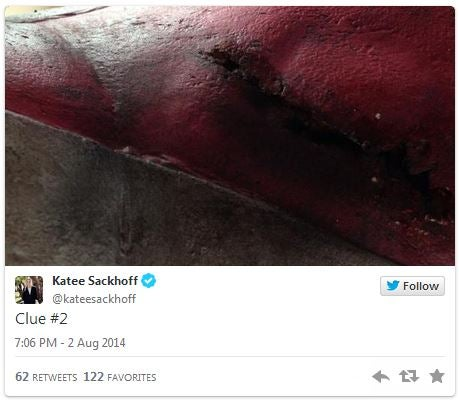What Role is Katee Sackhoff Hinting She is Playing?
