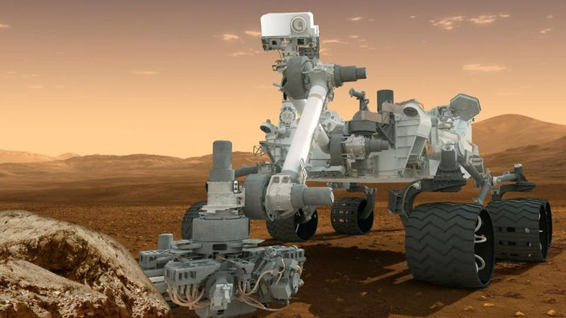 Watch The Mars Rover Landing Live On Your Xbox This Weekend