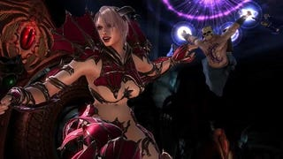 What Happens When A Hentai Artist Makes A <i>Soul Calibur</i> Costume