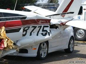 101 Plane Crash