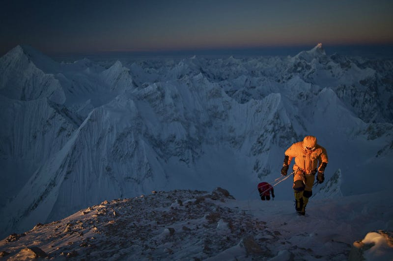 Photographing The Most Challenging Mountains On Earth