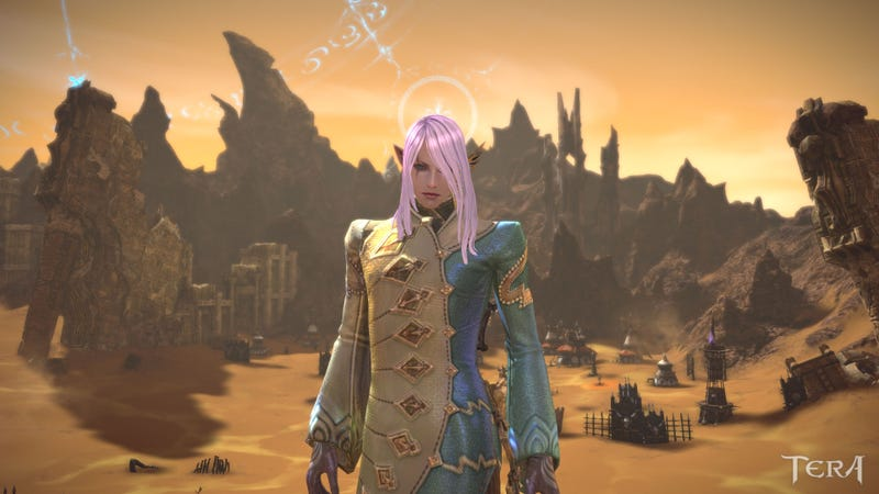 Tera MMO Log Part One: I Am Gorgeous