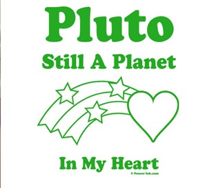 Pluto May Get Let Back into the Planet Club
