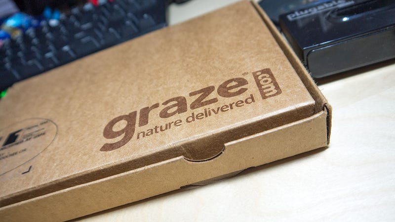 Graze.com Healthy Snack Delivery: The Snacktaku Review