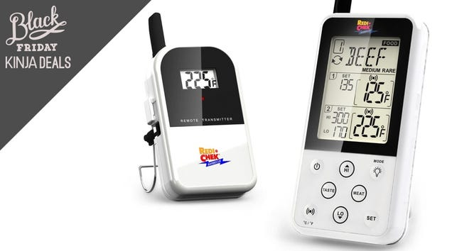 This Wireless Thermometer is the Perfect Gift for Your Favorite Chef