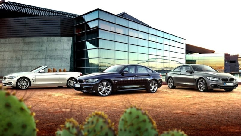 BMW 4-Series Gran Coupe: This Is It