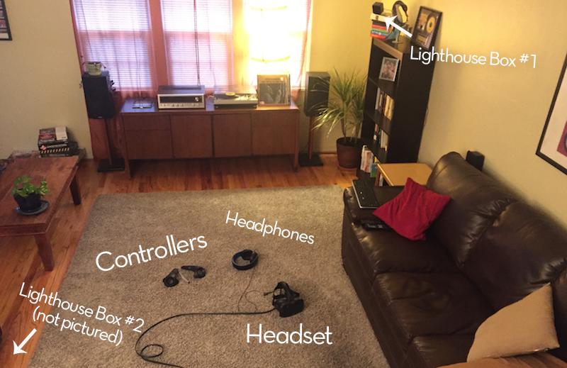 Oculus Rift Steam Can T Set Up Room