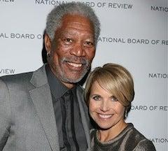 Morgan Freeman Is A Good Date