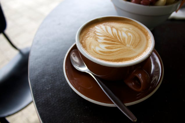 Shooting Challenge: Coffee
