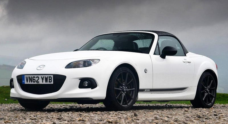 The 203-HP Jota Mazda MX-5 GT Is A Miata Worth Moving To England For