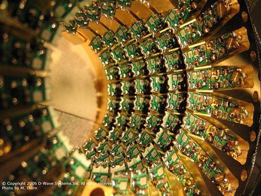 D-Wave Quantum Computer to Span Multiple Universes Next Tuesday?