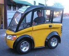 The Solar Bug Solar Powered Car