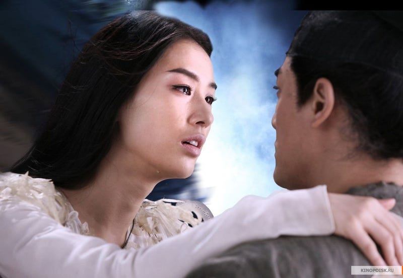 Buddha hates love in Jet Li's The Sorcerer and the White Snake
