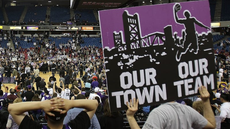 The Kings Agreed To Opt Out Of Revenue Sharing, Because The NBA Sucks