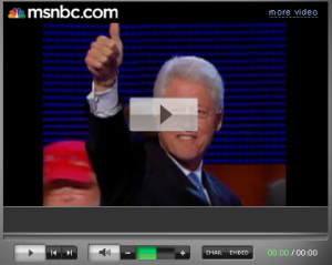 Bill Clinton's Speech: Best Ever Or BESTEST Ever?