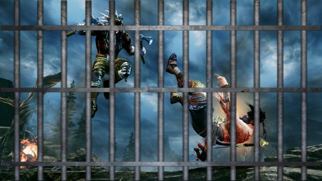 Quit a Killer Instinct Match Early? You Go to Jail