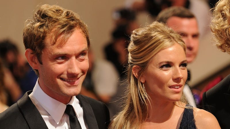Jude Law, Sienna Miller Break Up, Again