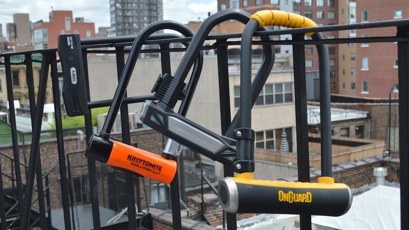 The Best Bike Lock