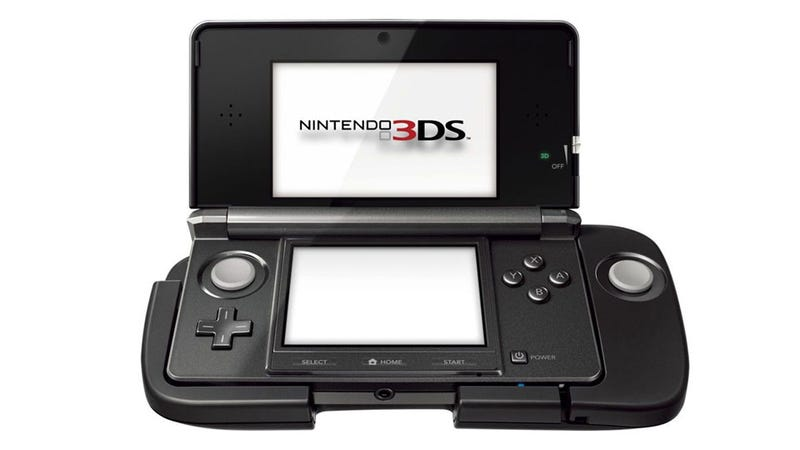 Just how Last-Minute was Nintendo's Circle Pad Pro?