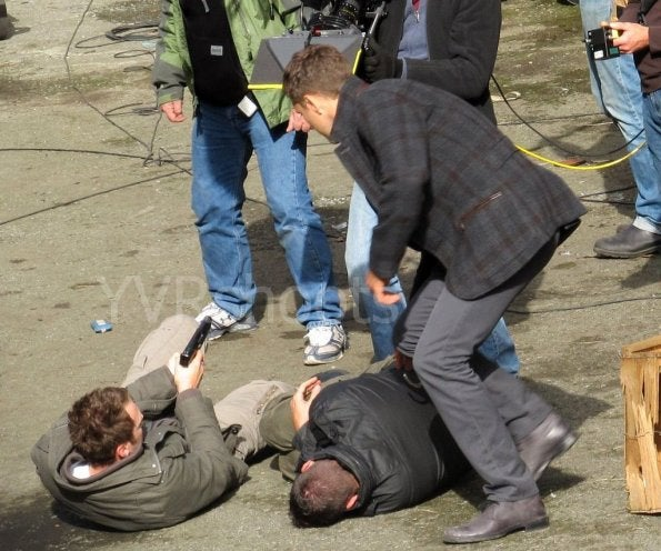 Fringe Set Pictures Part 1