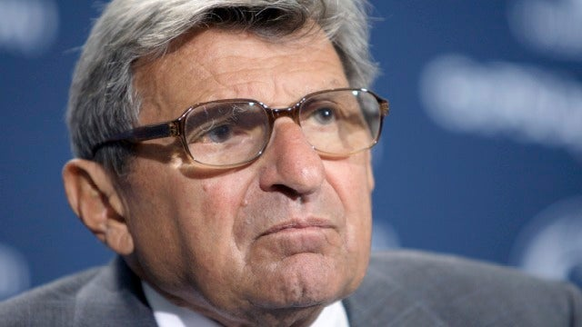 Joe Paterno Has Become America's Most Pathetic Man