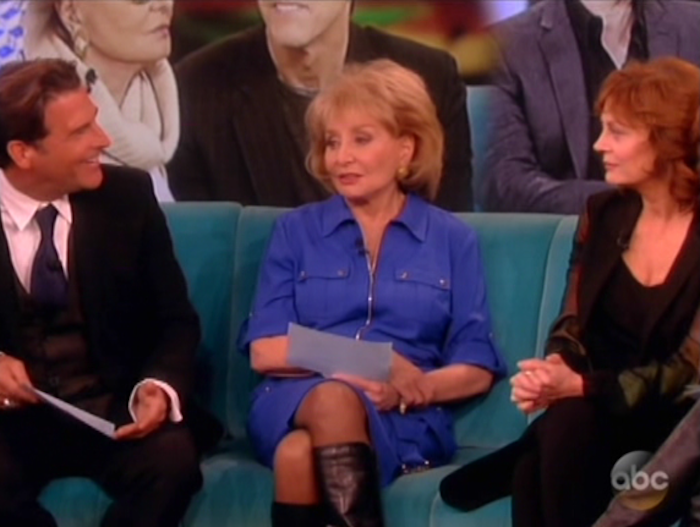 'Bad Boy' Shares Brilliant Observations About Women on The View