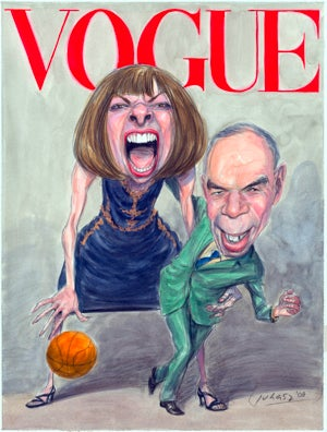 Anna Wintour, Pitiable Monster